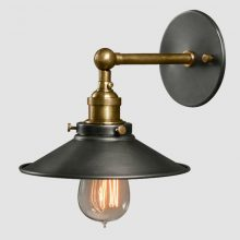 American Vintage Wall Lamp Iron Style