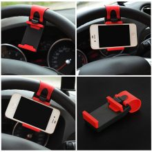 Universal Car Wheel Phone Holder
